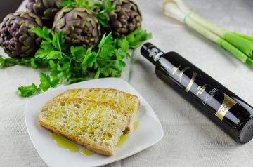 Recepten met olijfolie