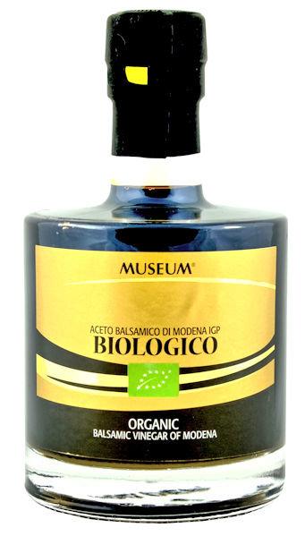 Biologische Aceto Balsamico uit Modena IGP (Indicazione Geografica Protetta)