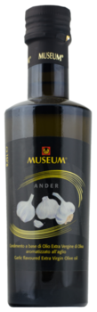 Knoflook Museum olijfolie met aroma