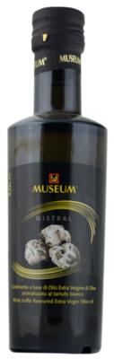 Witte truffel Museum extra vergine olijfolie